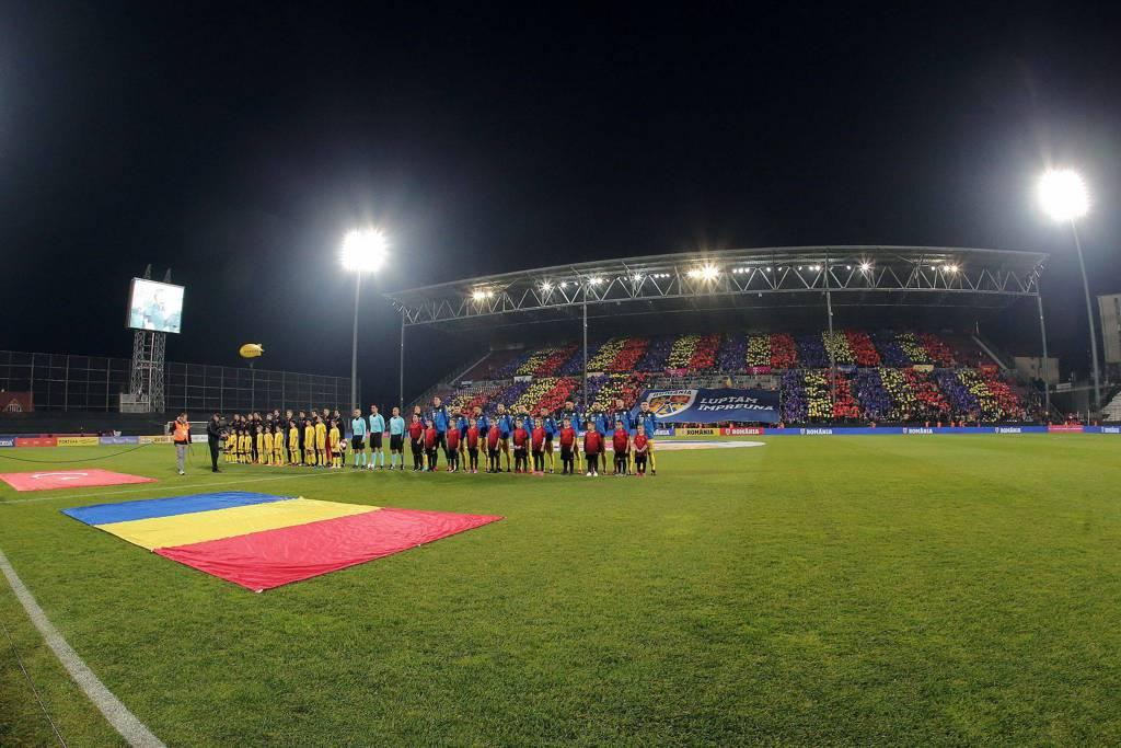 amical romania turcia cluj fotbal