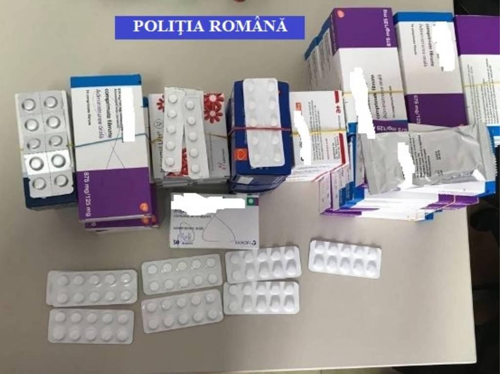 medicamente confiscate
