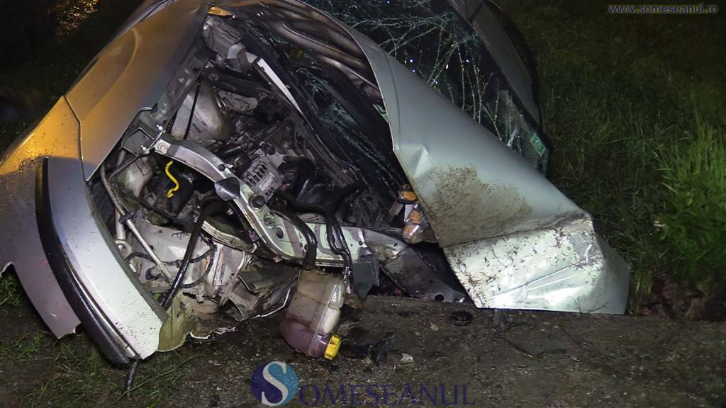 someseanul-accident dej masina in cap de pod (10)