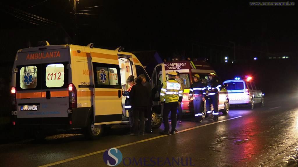 someseanul-accident dej masina in cap de pod (7)