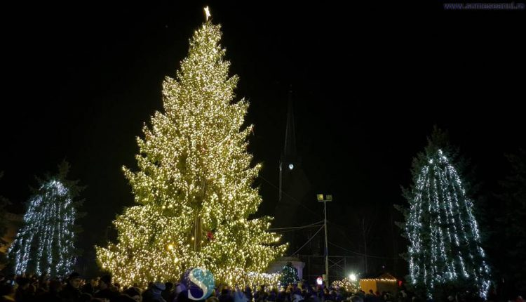 brad luminat dej 1 decembrie