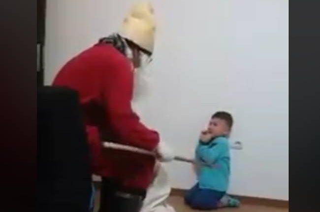 copil terorizat de mos nicolae
