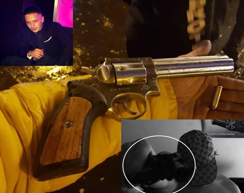 pistol club baia mare