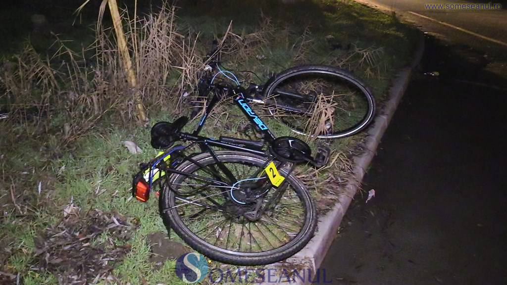 accident biciclist