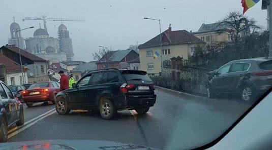 accident calea turzii cluj