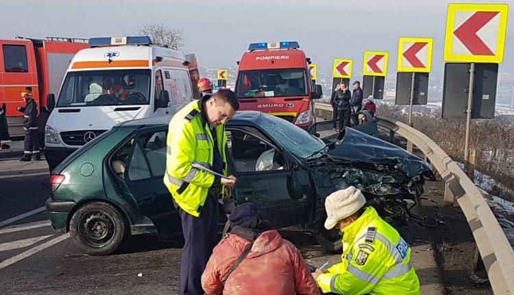 accident cluj calea turzii feleac