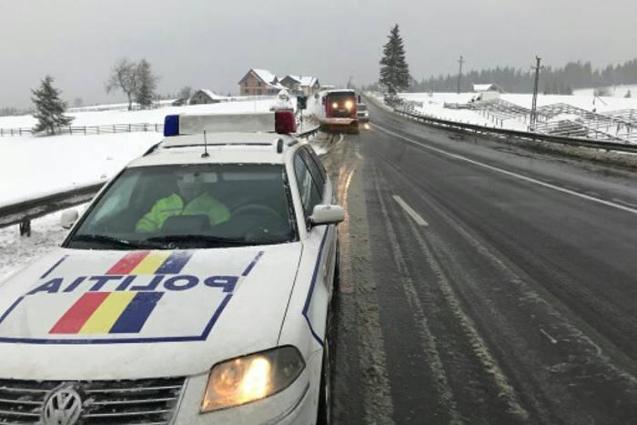 radar actiune politia rutiera