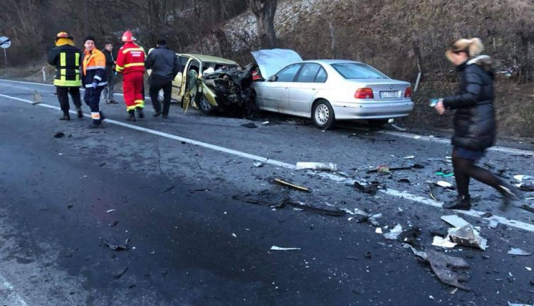 accident poieni cluj