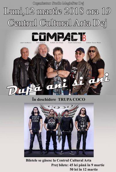 afis-concert-compact-dej