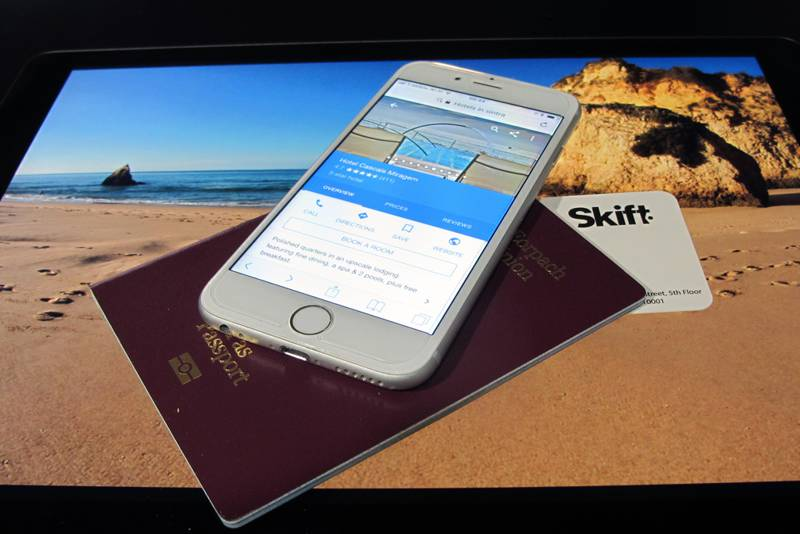 google-aplicatie pasaport calatorie vacanta