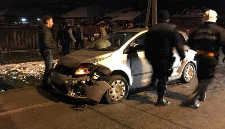 accident gherla 9 februarie