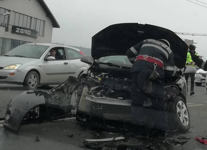 accident cluj pod ira