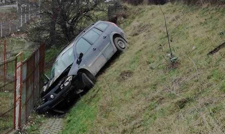 accident cluj pod ira