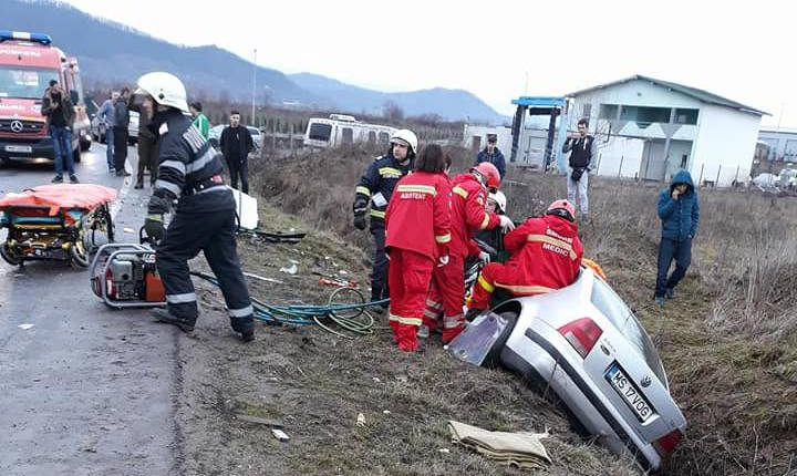 accident metro baia mare