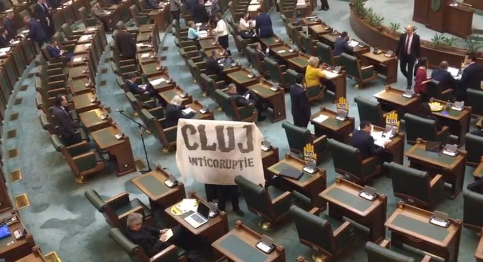 anticoruptie cluj parlament legile justitiei