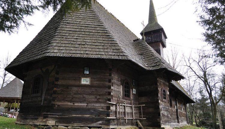 biserica breb maramures
