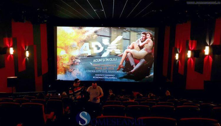someseanul-cinema 4DX cluj