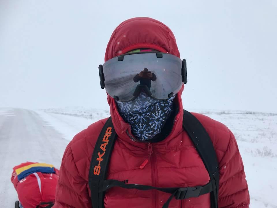 tiberiu useriu arctic ultra