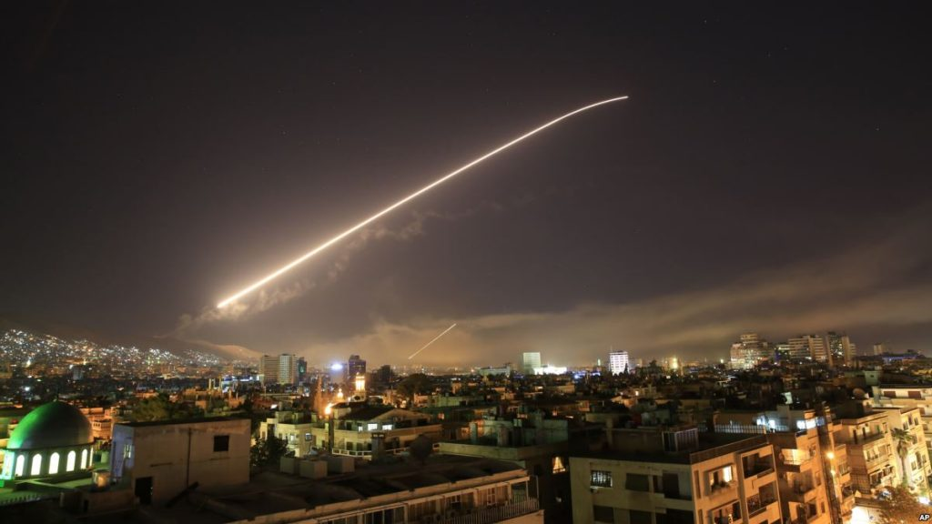 atac armat razboi siria
