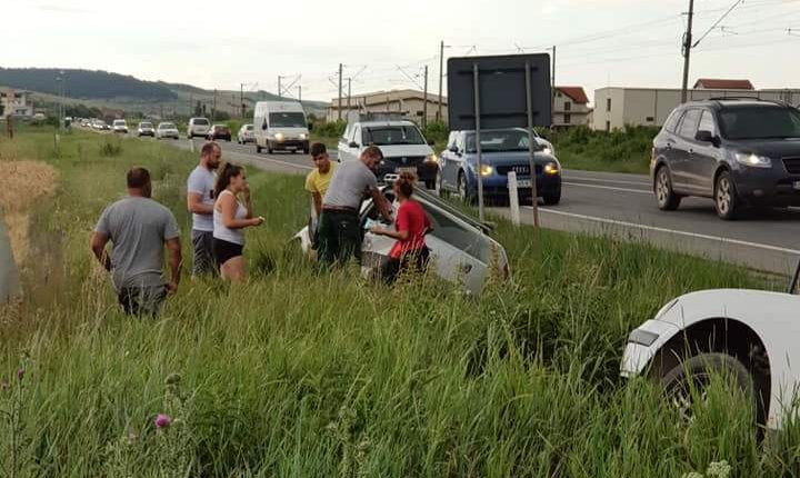 accident masini sant apahida