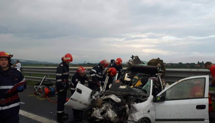 accident mortal autostrada