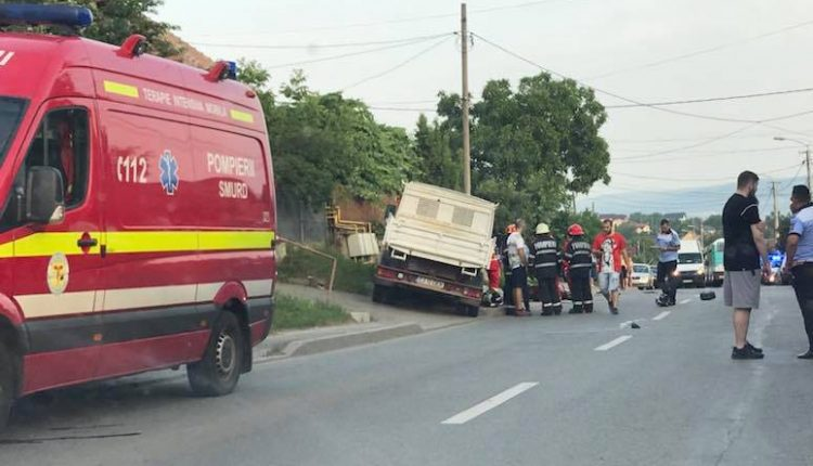 accident mortal motocicleta cluj (1)