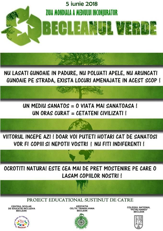 becleanul verde