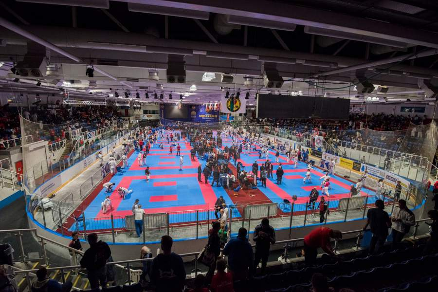 campionat mondial karate