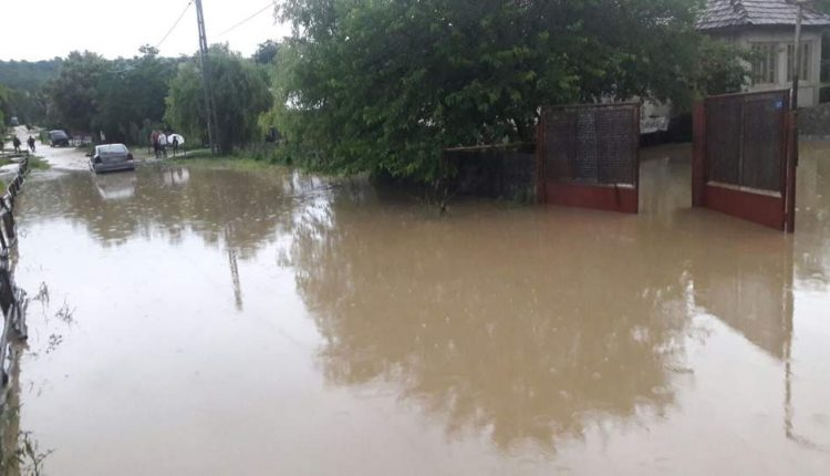 inundatii blajeni bistrita