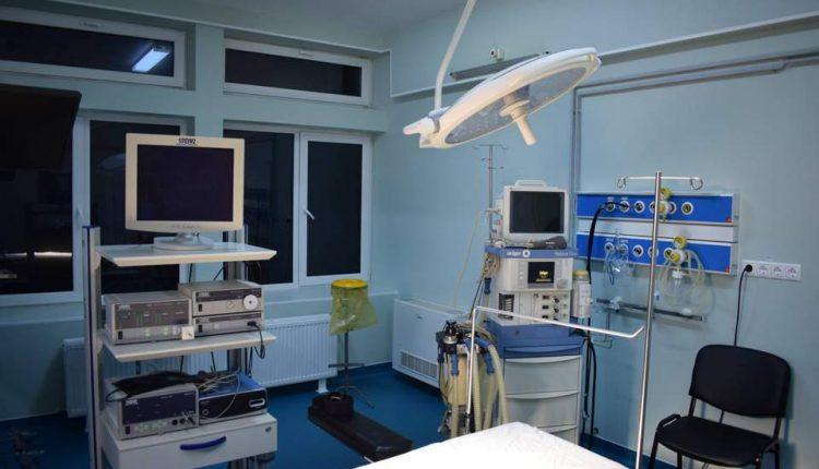 sala operatii spital dej