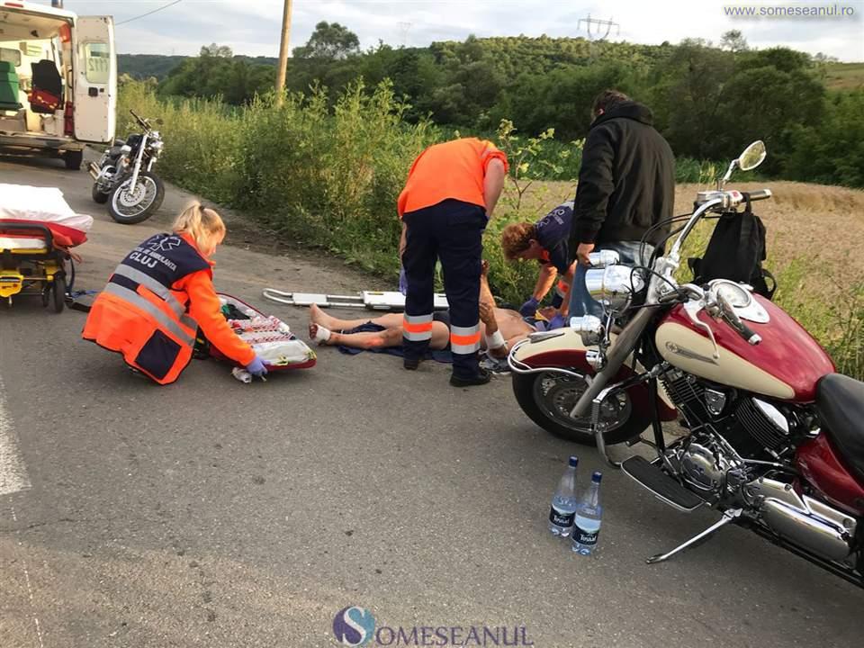 someseanul-accident motocicleta fizesu gherlii
