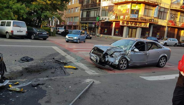 accident autocar cluj
