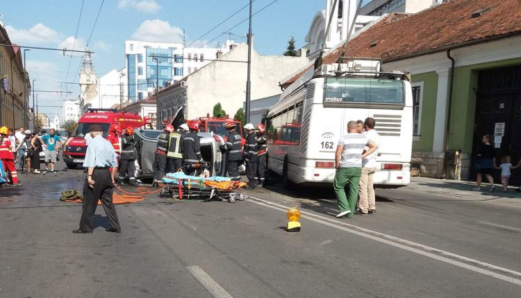 accident motilor cluj