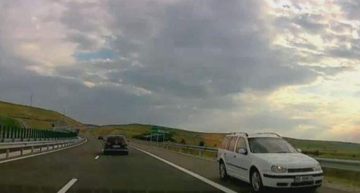 contrasens autostrada