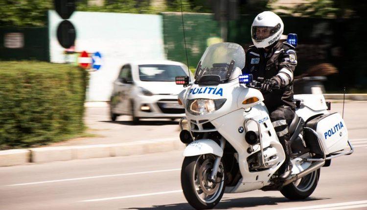 motocicleta politia rutiera