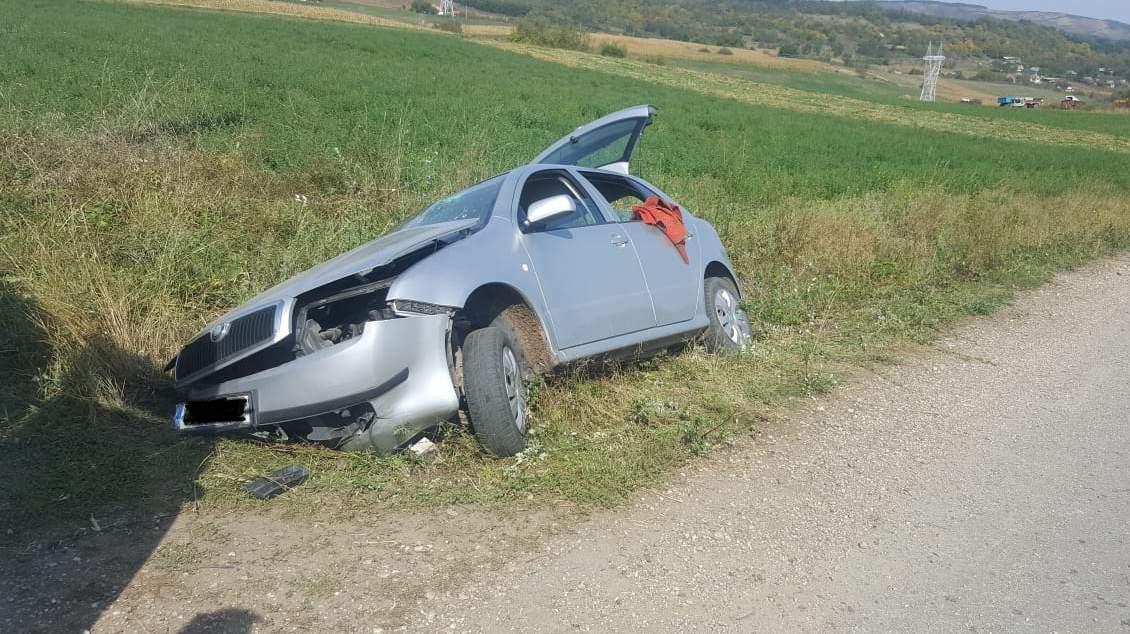 accident mortal suatu masina sant