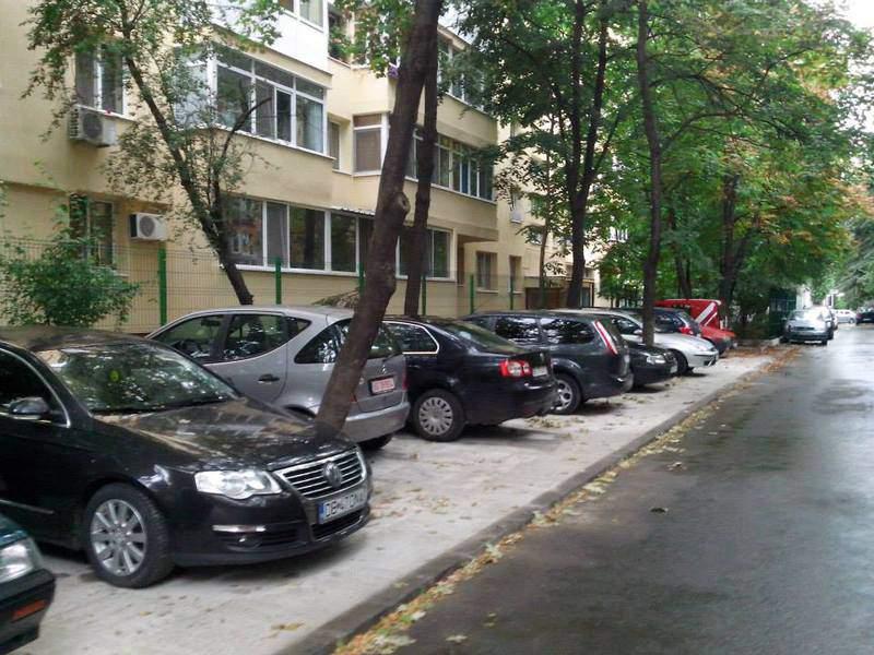 parcare bloc