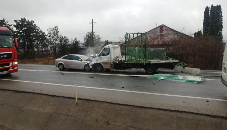 accident centura cluj apahida