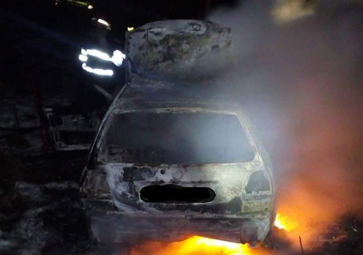 incendiu autoturism moigrad