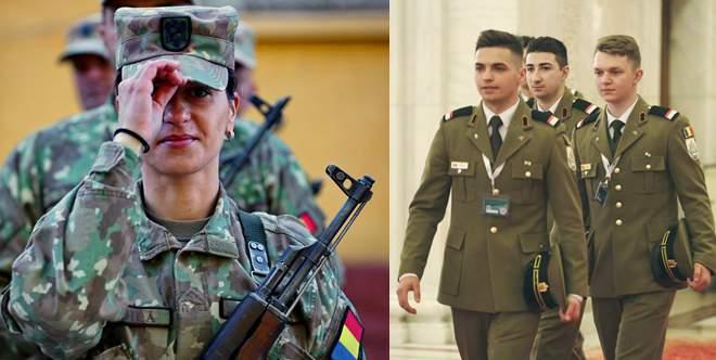 recrutare scoli militare