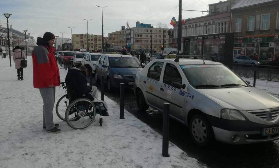 taxi scaun cu rotile cluj