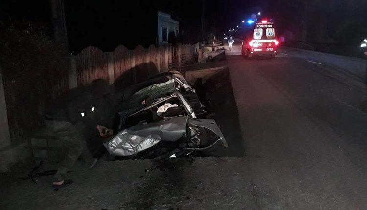 accident cap de pod tureac