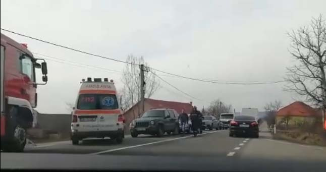 accident in lant coldau