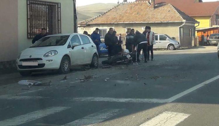 accident motocicleta apahida