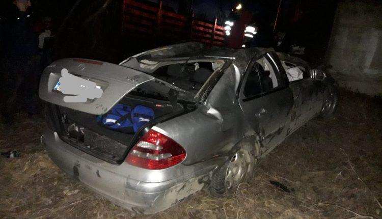 accident rasturnata ciceu giurgesti