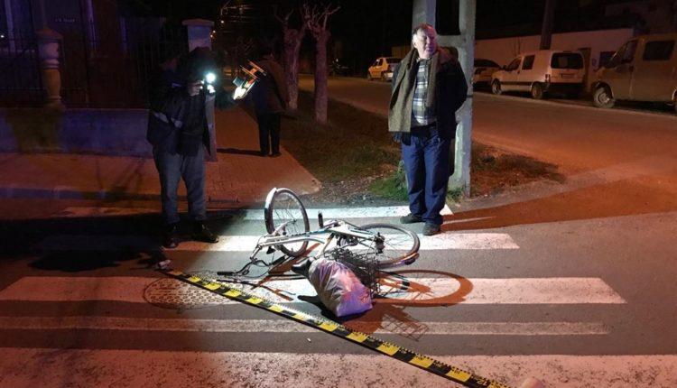 biciclista accidentata gherla