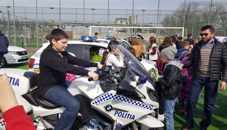 ziua politiei iclod