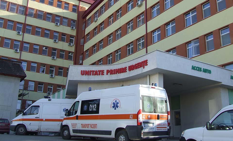 spital urgenta zalau salaj