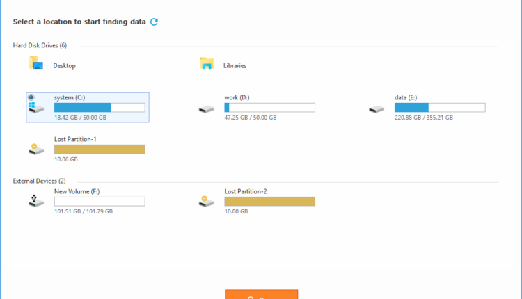 For Windows - EaseUS Data Recovery Wizard