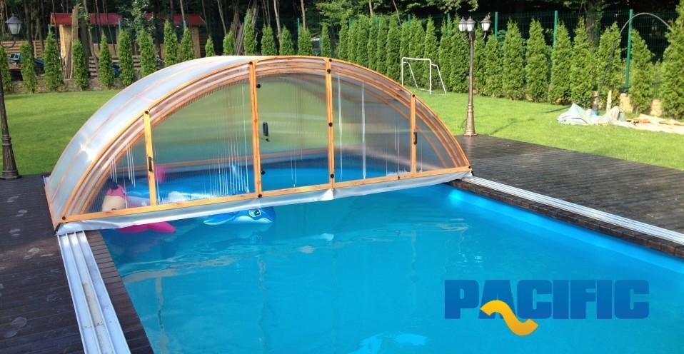 Picture-piscine acoperite pacific